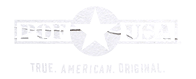POF-USA logo and tagline